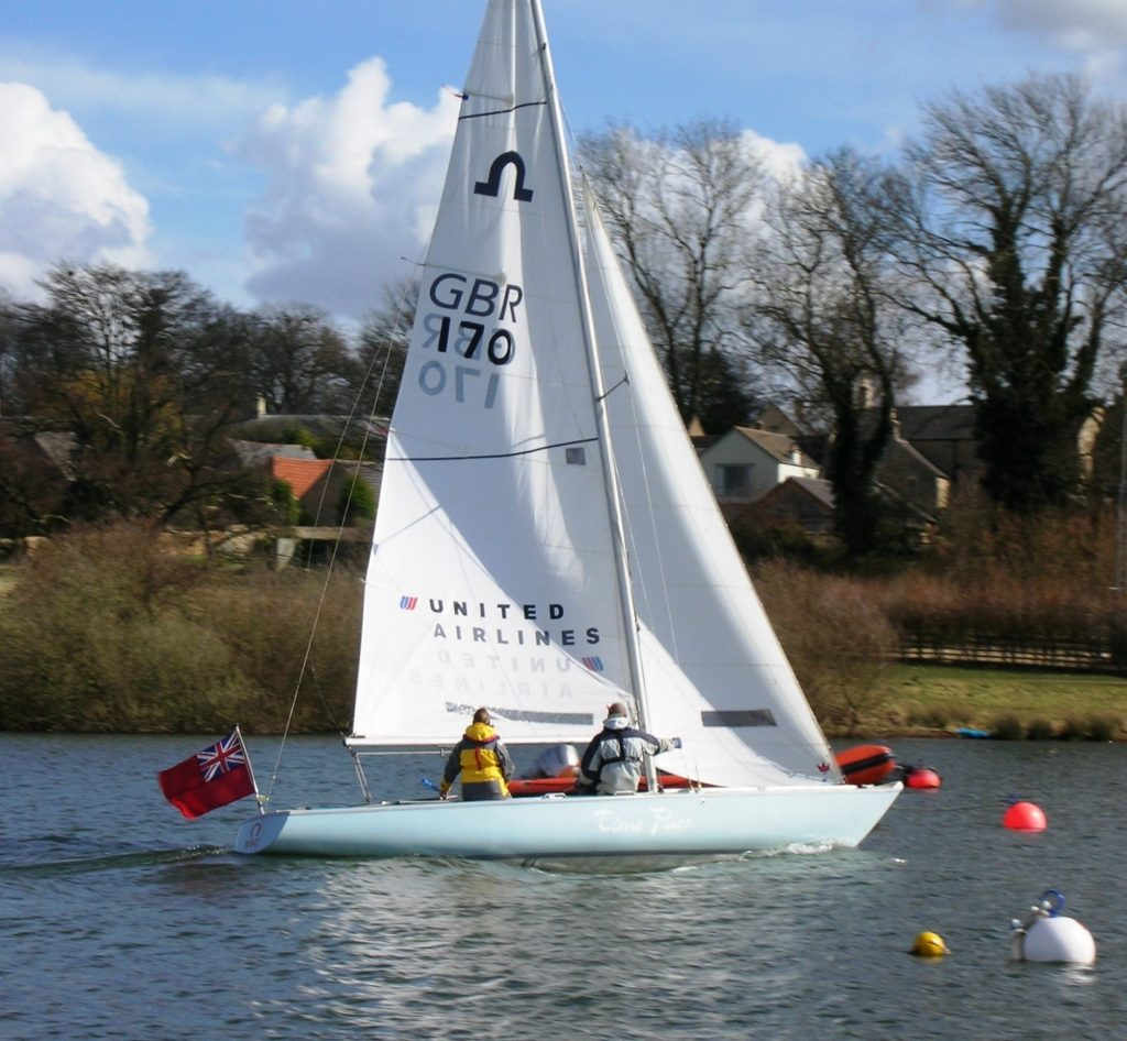 Soling – Time Flies – RCSSC
