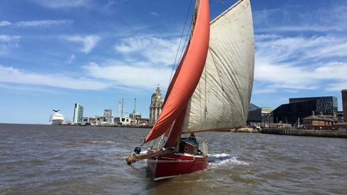 Britain Afloat - Sailing